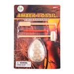 My Smart Family Amber Fossil Education Kit