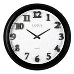 ساعت دیواری لوتوس کد Victor-16010