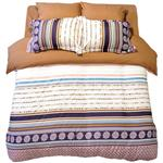 Dream Violet Sleep Set 2 Persons 7 Pcs