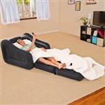 کاناپه تخت خواب شو بادی یک نفره اینتکس (INTEX)