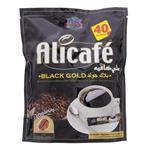 بسته ساشه قهوه علی کافه مدل Black Gold