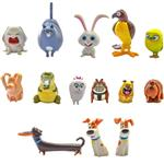 Anatra Secret Life of Pets Action Figure Pack of 14