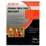 Xerox High Glossy Photo Paper A4 Pack Of 50