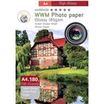 WorldWide Glossy Photo Paper A4 Pack Of 100