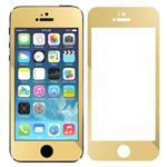 Tempered Mirror Full Cover Glass Screen Protector For Apple iPhone 5/5S/SE