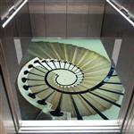 کفپوش سه بعدی آسانسور – پله