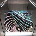 کفپوش سه بعدی آسانسور – برج