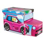 Sherlock Cars Toy Box