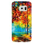 ZeeZip Poetry And Graph 475G Cover For Samsung Galaxy S7