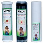 Vetec V3 Water Purifier Filter 3 filters