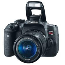 Canon EOS 750D Rebel T6i Kiss X8i Camera