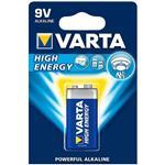 Varta High Energy Alkaline 9V HE Battery