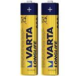 Varta LongLife Alkaline LR6AA Battery - Pack of 2