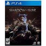 بازی Middle earth Shadow of War مخصوص PS4