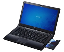 Sony VAIO CW2DGX  Core i5-3 GB-500 GB-256MB