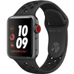 Apple Watch Series 3 Nike Plus 38mm Space Gray Aluminum Case with Anthracite/Black Nike Sport Band