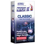 کاندوم ناچ مدل Classic بسته 12 عددی