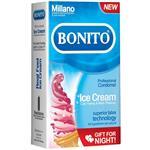 کاندوم بونیتو مدل Ice Cream بسته 12 عددی