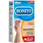 کاندوم بونیتو مدل Classic Skin To Skin بسته 12 عددی