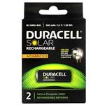 Duracell BL 14430 400mAh Rechargeable Battery Pack Of 2