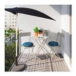میز و صندلی باغی مدل  SALTHOLMEN
