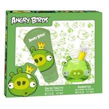 ست ادوتویلت کودک ایروال انگری بردزپیگ Air-Val Angry Birds Pig Eau De Toilette Gift Set For Children