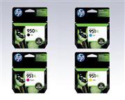 HP 950-951XL Pack Ink Cartridge کیت کارتریج جوهر افشان  اچ پی 950XL-951XL