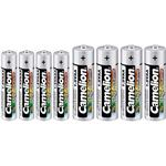 Camelion Digi Alkaline AA and AAA Battery Pack Of 8
