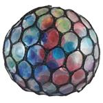 Gel Bullets Mesh Squish Ball Anti Stress Game Ball