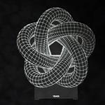 صفحه شبخواب Vlight 3Dt طرح پنج