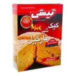 میکس کیک شیر نارگیلی 500 گرمی تِیستی