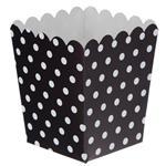 Dots Popcorn Dish Pack Of 10