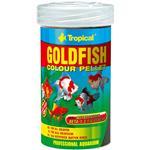 غذای ماهی تروپیکال مدل Goldfish Color Pelet وزن 36 گرم
