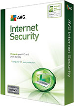 لایسنس AVG Internet Security