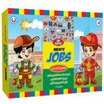 T Toys Magnetic Jobs Intellectual Game