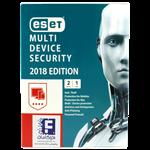 ESET MULTI DEVICE SECURITY 2018 NOD32
