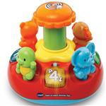 Vtech Push And Play Spinning Top 186303VT Educational Game
