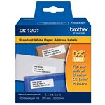 Brother DK1201 Label Printer Label