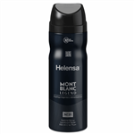 اسپری آقایان هلنسا مدل Legend Mont Blanc حجم 200 میلی لیتر