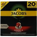 کپسول قهوه جاکوبز مدل Lungo Classico بسته 20 عددی
