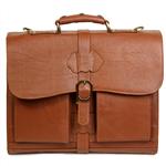 کیف اداری چرم طبیعی زانکو چرم مدل-120