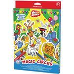 بسته مدل سازی اریک کراوزه مدل  Magic Cicus