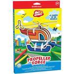 بسته مدل سازی اریک کراوزه مدل  Propeller force