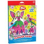 بسته مدل سازی اریک کراوزه مدل  Flower Fairy