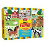 T Toys Magnetic Farm Intellectual Game