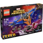 Marvel Super Heroes The Milano Vs The Abilisk 76081 Lego