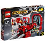 Speed Ferrari FXX K Development Center 75882 Lego