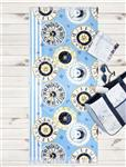 Madame Coco Patterned Poolside Towel 70 x 160 Cm