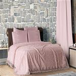 Armes Home Elit Pink Blanket Set 2 Person 6 Pieces