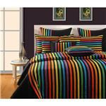 Swayam BSS D MA 1504 Bed Sheet Set 2 Persons 6 Pieces
